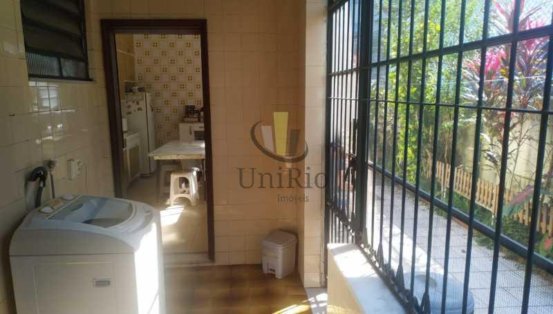 area serviço 5 - Casa 4 quartos à venda Pechincha, Rio de Janeiro - R$ 720.000 - FRCA40012 - 23