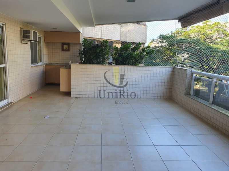 82E978A8-322B-42AC-B8E5-B59ECE - Apartamento 3 quartos à venda Recreio dos Bandeirantes, Rio de Janeiro - R$ 780.000 - FRAP30279 - 1
