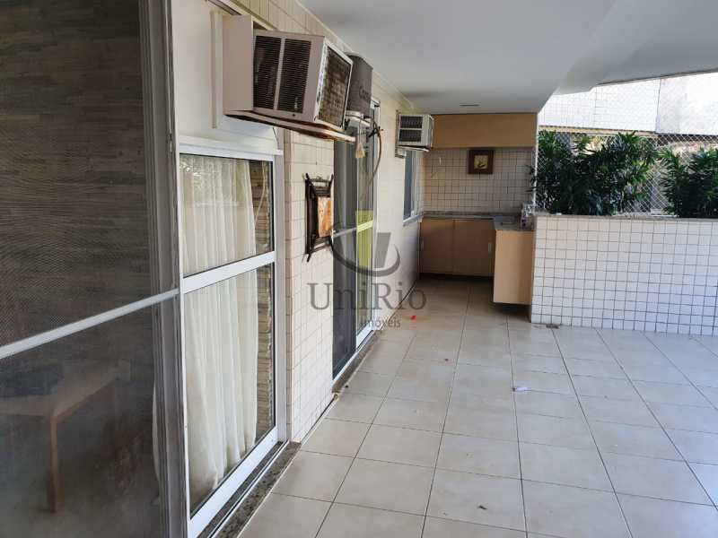 4C14577D-C568-435B-AC19-74C907 - Apartamento 3 quartos à venda Recreio dos Bandeirantes, Rio de Janeiro - R$ 780.000 - FRAP30279 - 6