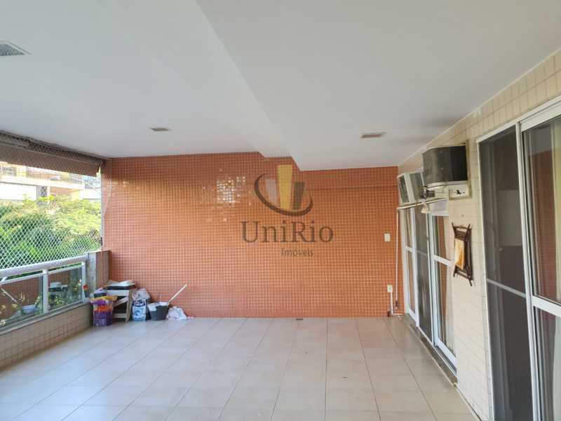 39AE00D1-DD46-4E1E-9691-234417 - Apartamento 3 quartos à venda Recreio dos Bandeirantes, Rio de Janeiro - R$ 780.000 - FRAP30279 - 3