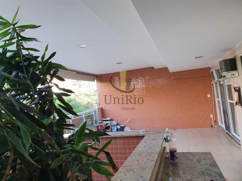 E13CD2A7-2C37-4190-AFFB-C1E6BF - Apartamento 3 quartos à venda Recreio dos Bandeirantes, Rio de Janeiro - R$ 780.000 - FRAP30279 - 4