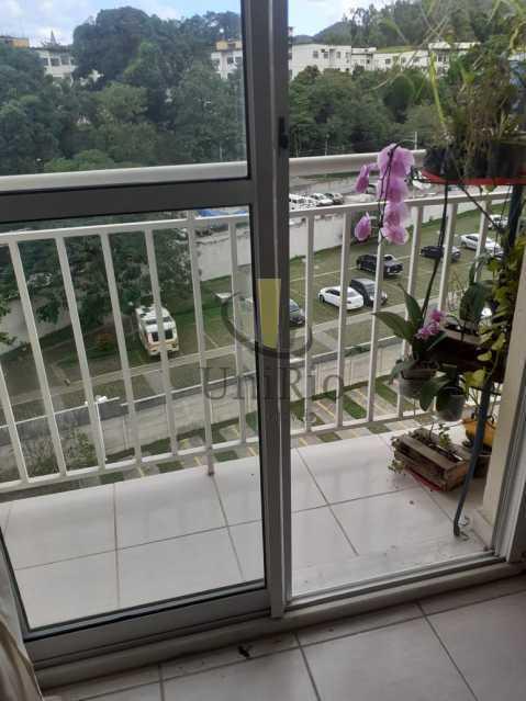 BEE4FAA8-6663-4398-AACB-4B4C01 - Apartamento 3 quartos à venda Curicica, Rio de Janeiro - R$ 305.000 - FRAP30280 - 4