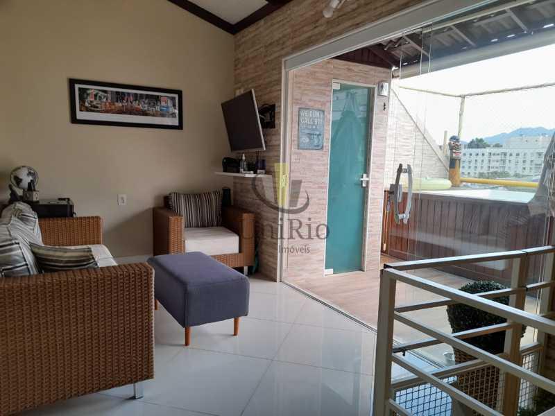 22 - Cobertura 3 quartos à venda Pechincha, Rio de Janeiro - R$ 590.000 - FRCO30047 - 23