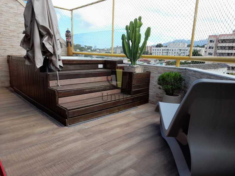 24 - Cobertura 3 quartos à venda Pechincha, Rio de Janeiro - R$ 590.000 - FRCO30047 - 25