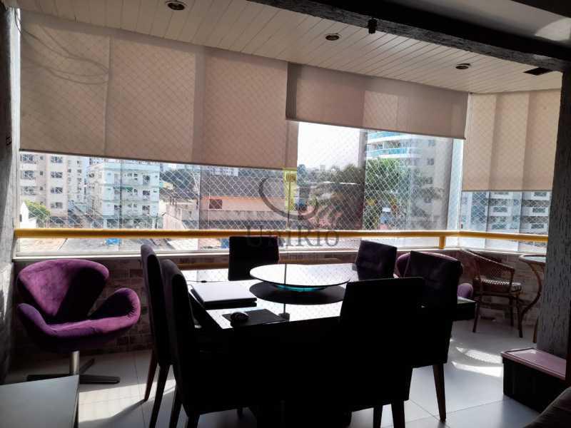 04 - Cobertura 3 quartos à venda Pechincha, Rio de Janeiro - R$ 590.000 - FRCO30047 - 5