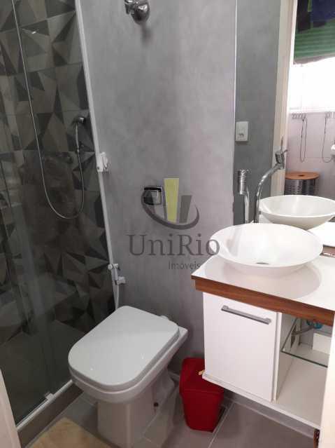 20 - Cobertura 3 quartos à venda Pechincha, Rio de Janeiro - R$ 590.000 - FRCO30047 - 21