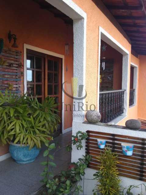 730118767305427 - Casa em Condomínio 4 quartos à venda Taquara, Rio de Janeiro - R$ 780.000 - FRCN40023 - 3