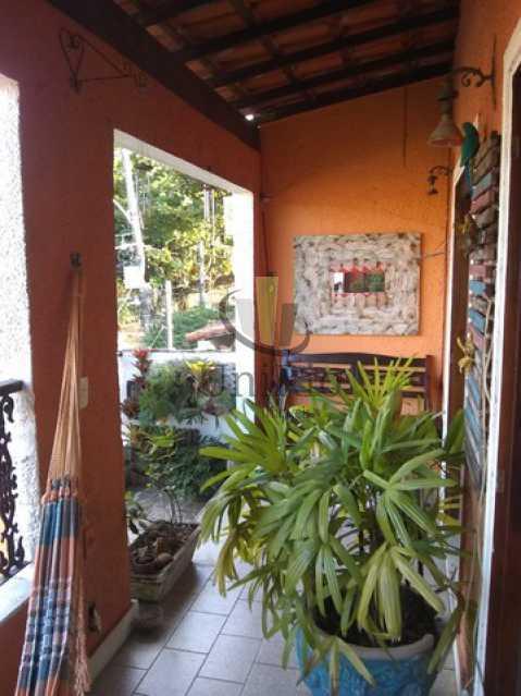 731184526950608 - Casa em Condomínio 4 quartos à venda Taquara, Rio de Janeiro - R$ 780.000 - FRCN40023 - 5