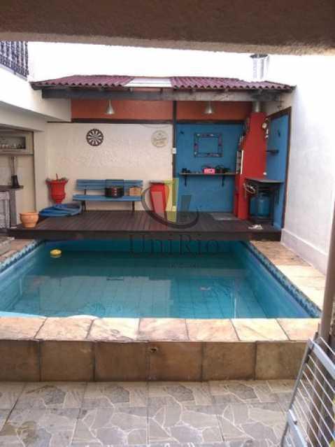 733100289564322 - Casa em Condomínio 4 quartos à venda Taquara, Rio de Janeiro - R$ 780.000 - FRCN40023 - 19