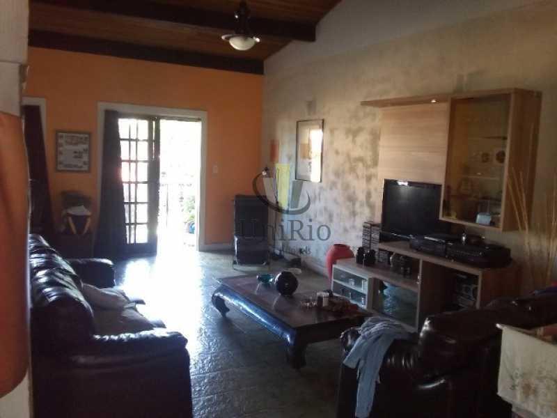739117041230105 - Casa em Condomínio 4 quartos à venda Taquara, Rio de Janeiro - R$ 780.000 - FRCN40023 - 1