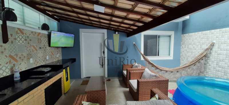 01e23aa7-4aa8-4fe9-8e1f-682a50 - Casa em Condomínio 4 quartos à venda Jacarepaguá, Rio de Janeiro - R$ 799.000 - FRCN40024 - 3
