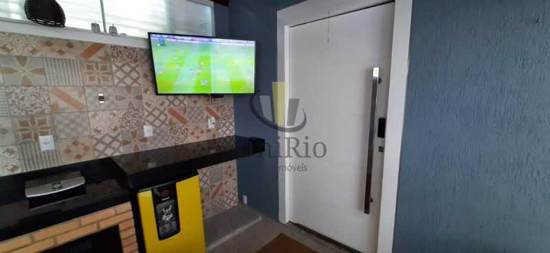 0197215a-317d-41b0-9dd2-2a2186 - Casa em Condomínio 4 quartos à venda Jacarepaguá, Rio de Janeiro - R$ 799.000 - FRCN40024 - 4