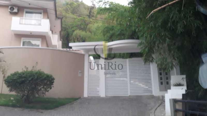 7151dccb-eb5d-457d-8a25-0c1db0 - Casa em Condomínio 4 quartos à venda Jacarepaguá, Rio de Janeiro - R$ 799.000 - FRCN40024 - 7