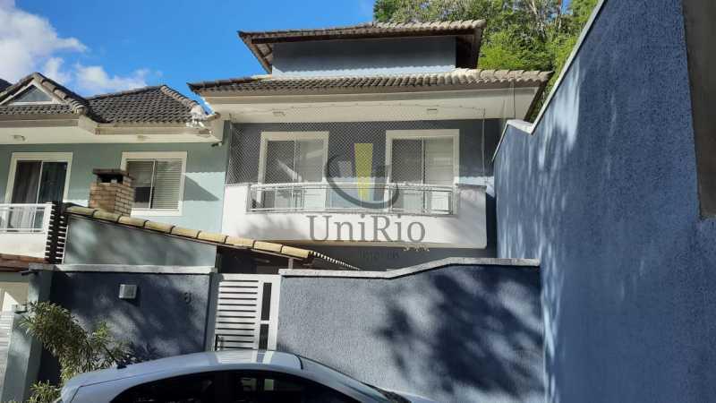 78f7a66b-475d-4951-b36d-61379e - Casa em Condomínio 4 quartos à venda Jacarepaguá, Rio de Janeiro - R$ 799.000 - FRCN40024 - 8