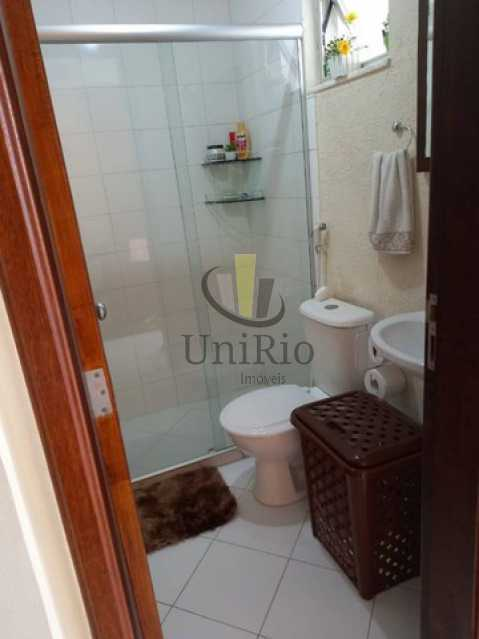 060150532629688 - Casa em Condomínio 3 quartos à venda Taquara, Rio de Janeiro - R$ 365.000 - FRCN30060 - 7