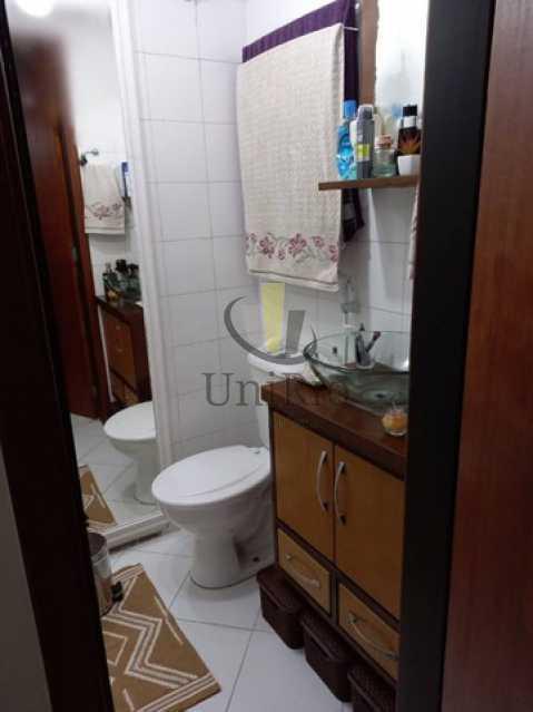 064150299163544 - Casa em Condomínio 3 quartos à venda Taquara, Rio de Janeiro - R$ 365.000 - FRCN30060 - 8