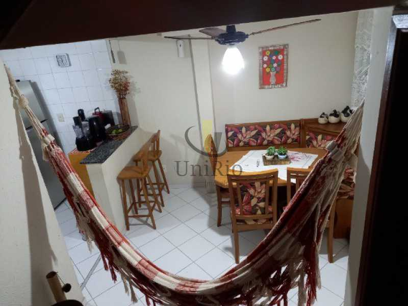 067178655453492 - Casa em Condomínio 3 quartos à venda Taquara, Rio de Janeiro - R$ 365.000 - FRCN30060 - 1
