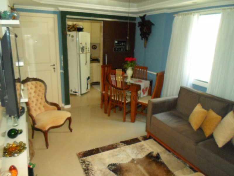 046172778873227 - Apartamento 2 quartos à venda Anil, Rio de Janeiro - R$ 265.000 - FRAP20989 - 1