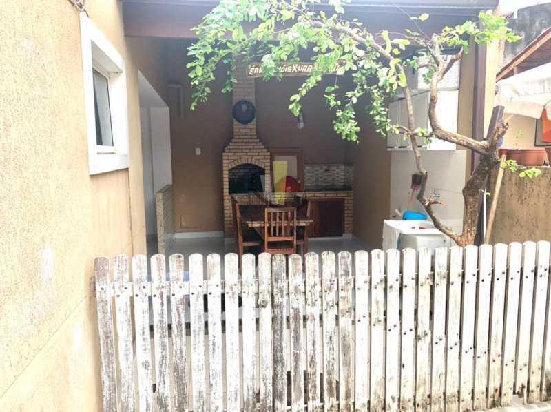 5D37EABC-1C99-4329-ADF0-F8C26F - Casa em Condomínio 2 quartos à venda Pechincha, Rio de Janeiro - R$ 550.000 - FRCN20046 - 3