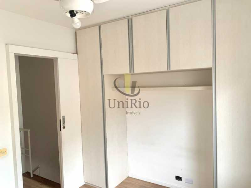 3A3D98C9-D39E-4AD4-A1D3-16DC61 - Casa em Condomínio 2 quartos à venda Pechincha, Rio de Janeiro - R$ 550.000 - FRCN20046 - 8