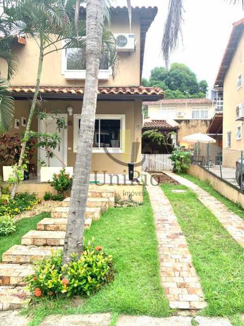 7045BB8B-DA21-4C02-8033-5920D4 - Casa em Condomínio 2 quartos à venda Pechincha, Rio de Janeiro - R$ 550.000 - FRCN20046 - 17