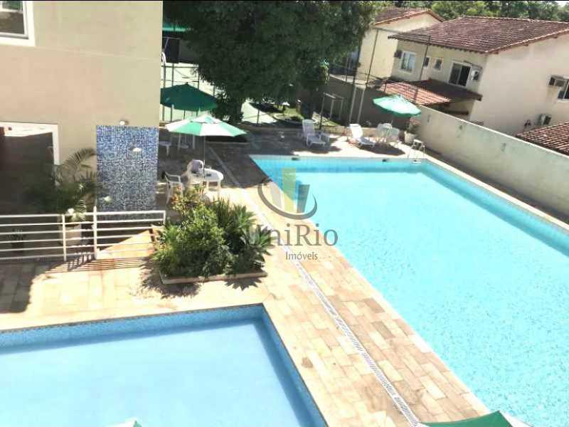 F8F87DF7-4314-4BBB-B7F9-3552AC - Casa em Condomínio 2 quartos à venda Pechincha, Rio de Janeiro - R$ 550.000 - FRCN20046 - 24