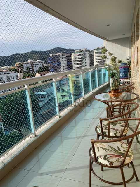 cfef2e8b-40c0-4217-8d86-bb3275 - Cobertura 4 quartos à venda Jacarepaguá, Rio de Janeiro - R$ 870.000 - FRCO40020 - 5