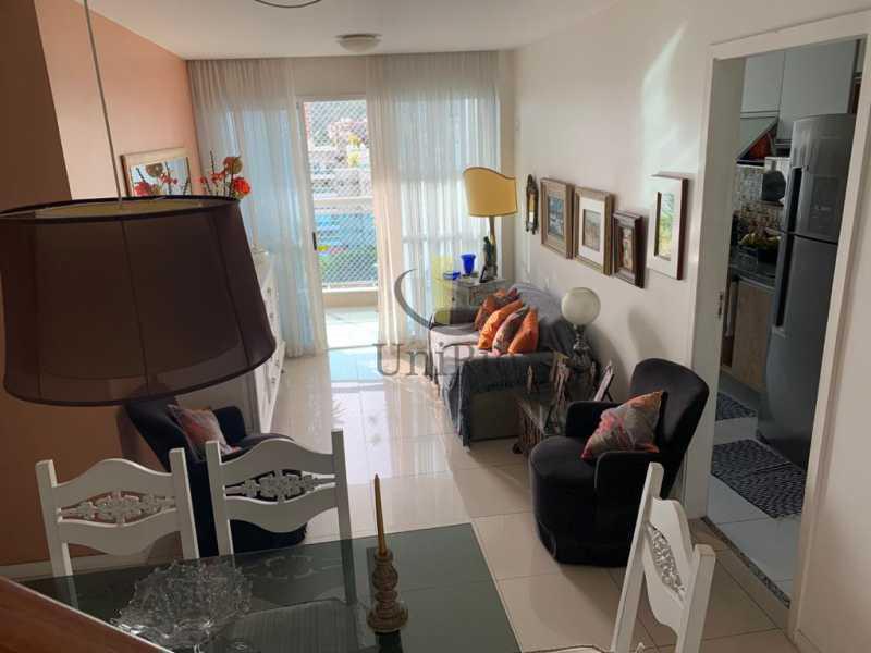 34ab292c-a3ff-405c-8ce6-1cc826 - Cobertura 4 quartos à venda Jacarepaguá, Rio de Janeiro - R$ 870.000 - FRCO40020 - 1
