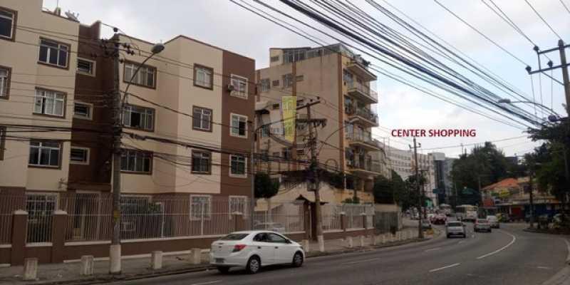 251110423196009 - Apartamento 1 quarto à venda Pechincha, Rio de Janeiro - R$ 170.000 - FRAP10122 - 1