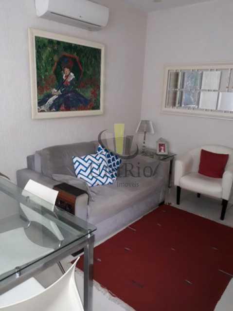 248116783857797 - Casa em Condomínio 2 quartos à venda Anil, Rio de Janeiro - R$ 540.000 - FRCN20042 - 1