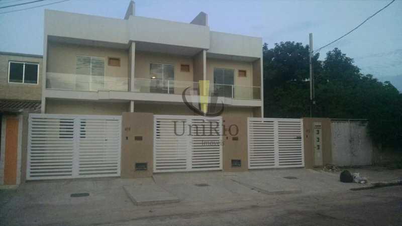 EF5CC73D-F471-4185-8C01-5F8712 - Casa em Condomínio 3 quartos à venda Bangu, Rio de Janeiro - R$ 390.000 - FRCN30063 - 1
