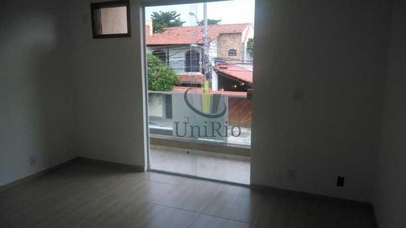 08281CEF-63CC-4F0F-8E61-2351CC - Casa em Condomínio 3 quartos à venda Bangu, Rio de Janeiro - R$ 390.000 - FRCN30063 - 8