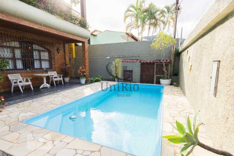 450149676115114 - Casa em Condomínio 5 quartos à venda Taquara, Rio de Janeiro - R$ 895.000 - FRCN50009 - 16