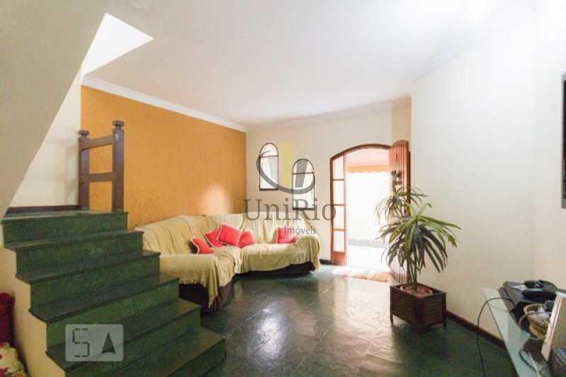 452168915865389 - Casa em Condomínio 5 quartos à venda Taquara, Rio de Janeiro - R$ 895.000 - FRCN50009 - 4