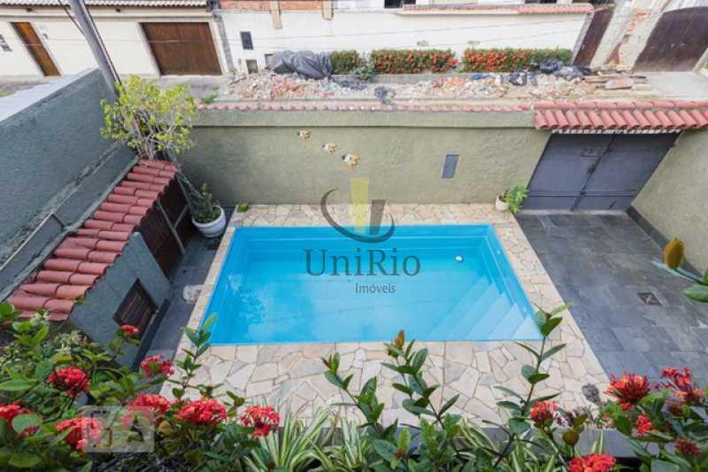 454139797453110 - Casa em Condomínio 5 quartos à venda Taquara, Rio de Janeiro - R$ 895.000 - FRCN50009 - 18