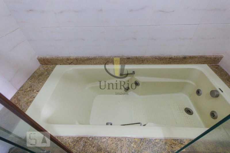 456137435298880 - Casa em Condomínio 5 quartos à venda Taquara, Rio de Janeiro - R$ 895.000 - FRCN50009 - 14
