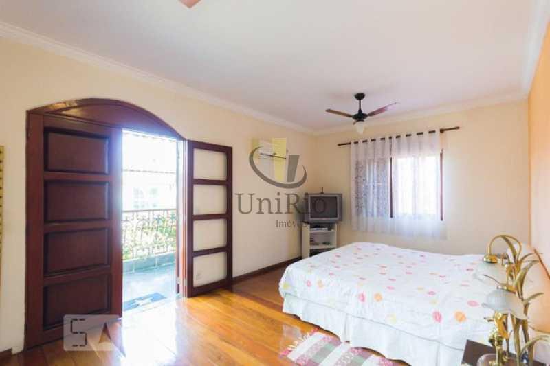 459184679172528 - Casa em Condomínio 5 quartos à venda Taquara, Rio de Janeiro - R$ 895.000 - FRCN50009 - 8