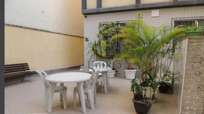 Area externa - Apartamento 2 quartos à venda Tanque, Rio de Janeiro - R$ 262.500 - FRAP21004 - 21
