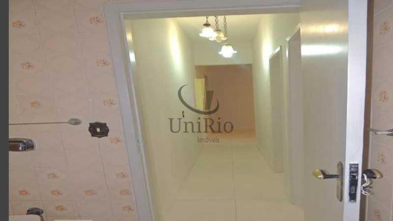Banheiro corredor - Apartamento 2 quartos à venda Tanque, Rio de Janeiro - R$ 262.500 - FRAP21004 - 9