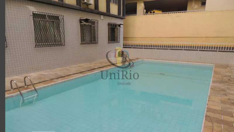 Piscina - Apartamento 2 quartos à venda Tanque, Rio de Janeiro - R$ 262.500 - FRAP21004 - 20