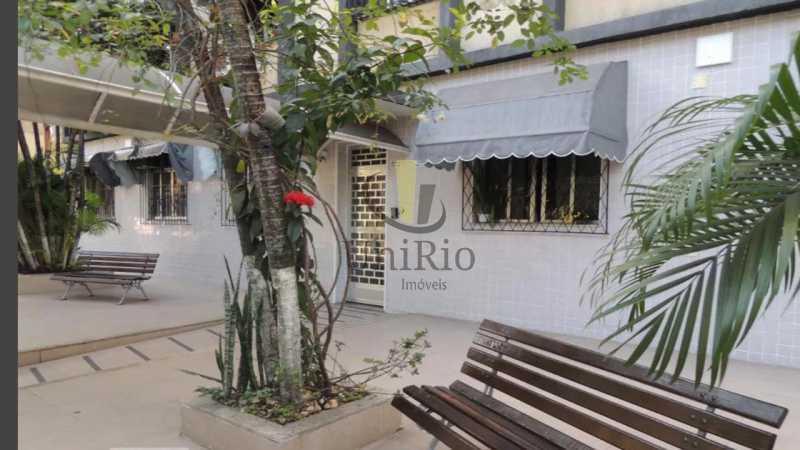 Portaria externa - Apartamento 2 quartos à venda Tanque, Rio de Janeiro - R$ 262.500 - FRAP21004 - 22