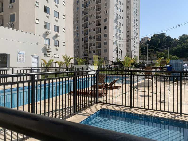 BD54AD07-D31D-4EDD-A90F-77D837 - Apartamento 2 quartos à venda Cachambi, Rio de Janeiro - R$ 220.000 - FRAP21008 - 21