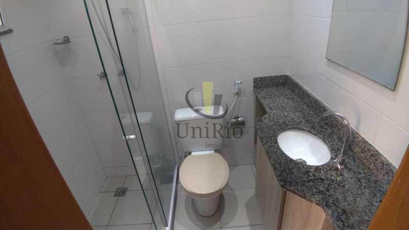 banheiro - Casa em Condomínio 3 quartos à venda Tanque, Rio de Janeiro - R$ 473.000 - FRCN30065 - 7