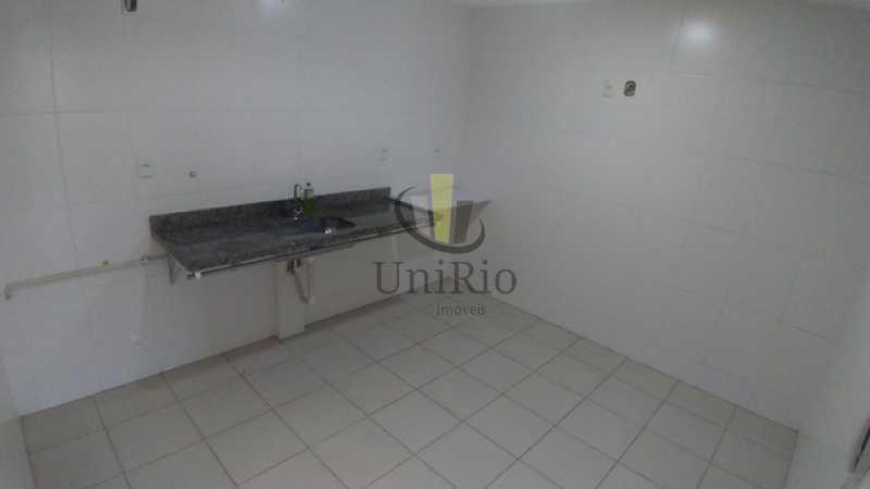 Cozinha 1 - Casa em Condomínio 3 quartos à venda Tanque, Rio de Janeiro - R$ 473.000 - FRCN30065 - 5