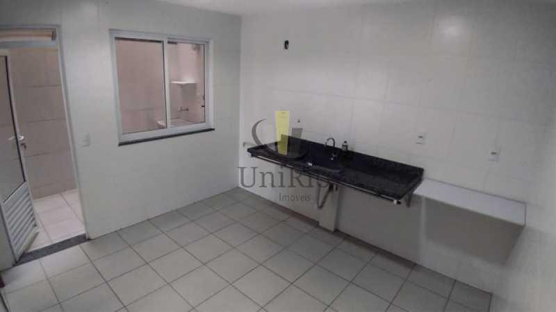 Cozinha - Casa em Condomínio 3 quartos à venda Tanque, Rio de Janeiro - R$ 473.000 - FRCN30065 - 4