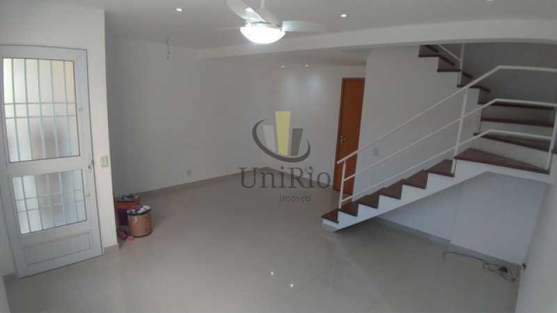 Sala 1 - Casa em Condomínio 3 quartos à venda Tanque, Rio de Janeiro - R$ 473.000 - FRCN30065 - 1