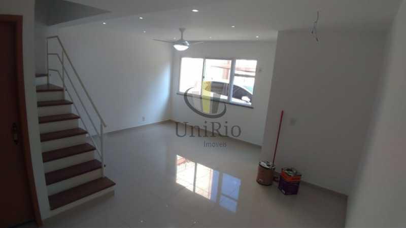 Sala - Casa em Condomínio 3 quartos à venda Tanque, Rio de Janeiro - R$ 473.000 - FRCN30065 - 3