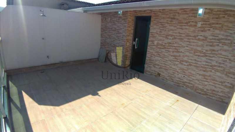 Terraco 1 - Casa em Condomínio 3 quartos à venda Tanque, Rio de Janeiro - R$ 473.000 - FRCN30065 - 13