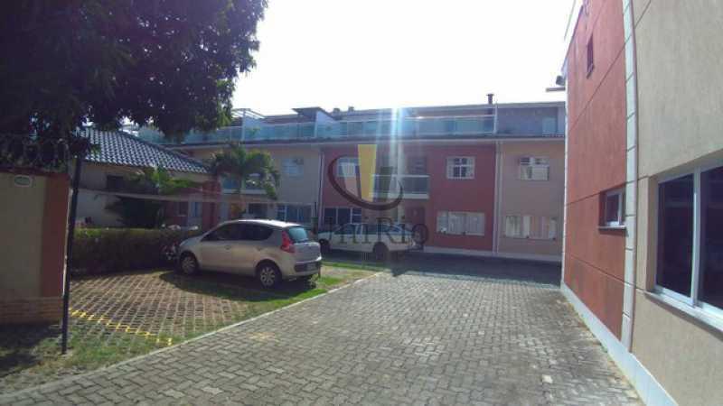Vaga - Casa em Condomínio 3 quartos à venda Tanque, Rio de Janeiro - R$ 473.000 - FRCN30065 - 18