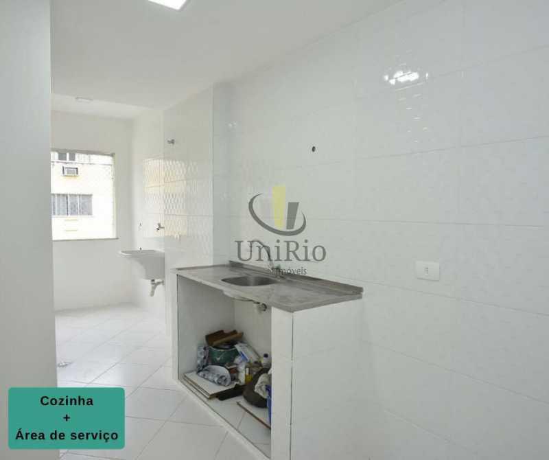 Coz 1 - Apartamento 2 quartos à venda Tanque, Rio de Janeiro - R$ 205.000 - FRAP21010 - 6